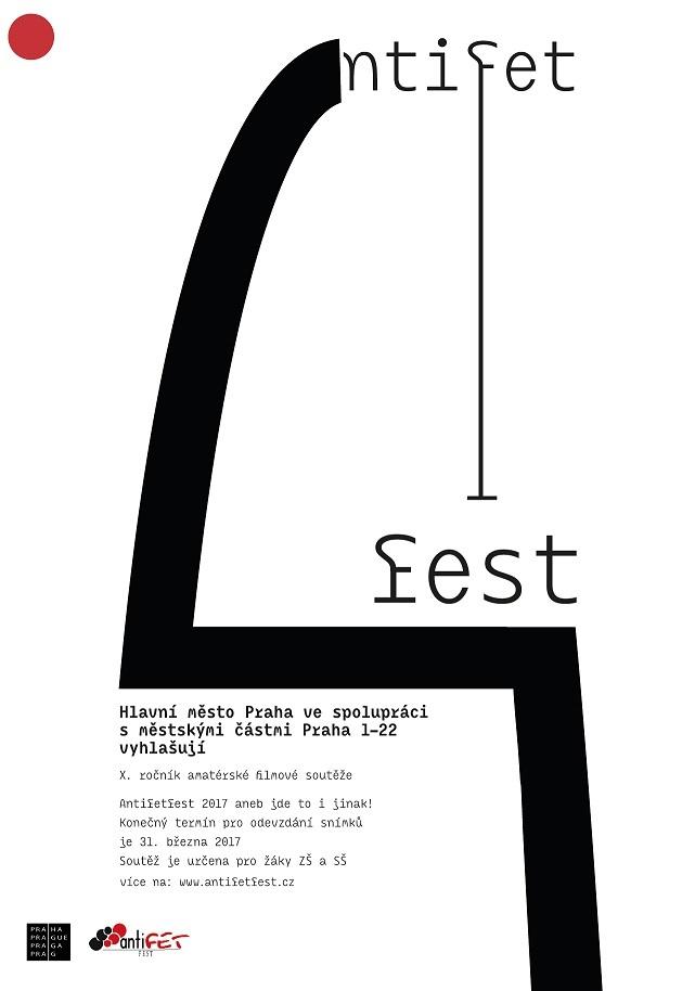 Vyhlášení soutěže ANTIFET FEST 2017